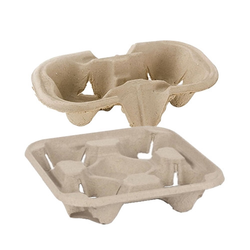 Cup Carry Trays - Cardboard Cup Carriers