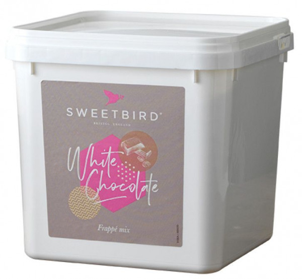 Zuma Sweetbird White Chocolate Frappe Mix 2 KG