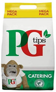 PG Tips Tea Bags 1550 Pack - MEGA DEAL