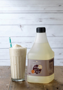 Zuma Sweetbird Liquid Frappe / Shake Base Mix - 1.9 Litre