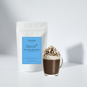 PureGusto Ciocco 16 - Hot Chocolate Powder 1KG
