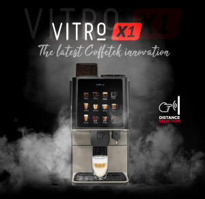 Coffeetek Vitro X1 Bean To Cup Machine