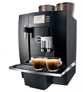 Jura GIGA X8 G1 - Black Coffee Machine