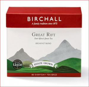 Birchall Everyday Breakfast Blend - Tea Bags x 80