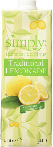 Simply Traditional Lemonade - 1 Litre