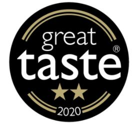 Great Taste Award 2020 - Double Star Winner - Great Taste Coffee